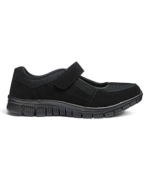 sale retailer 78dbd 8c93a ... Mary-Janes Shop Hard-Wearing Nike Red Black Free Maryjane Ps Shoes  Pinkfire Ii-White-Dark Rollover image to magnify ...