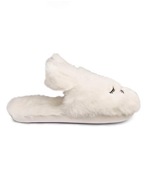Heavenly Soles Rabbit Mule Slippers buy cheap popular 5zamNjI