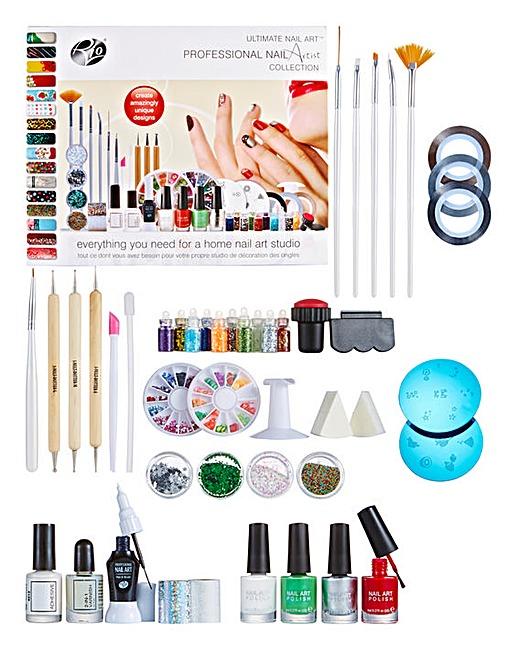 Ultimate nail art kit gallery nail art and nail design ideas nail art kits argos best nails 2018 rio nail art kit argos best 2017 prinsesfo gallery prinsesfo Choice Image