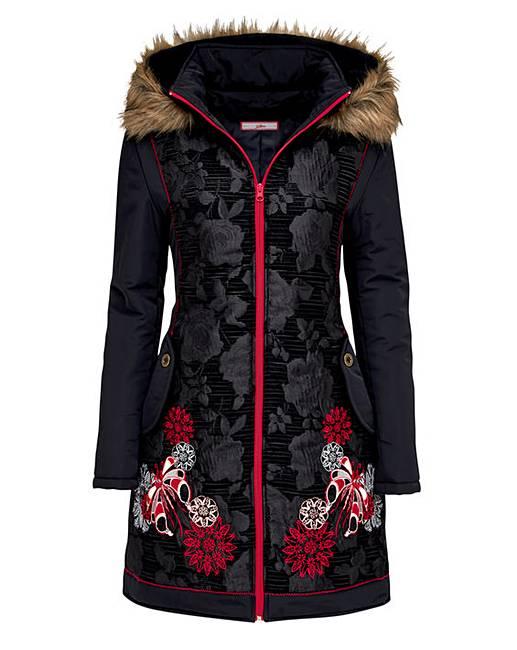 Joe Browns Winter Warmer Jacket Simply Be