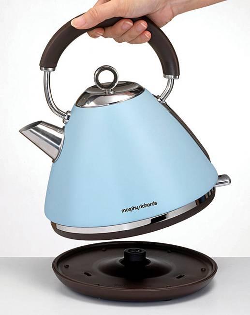 morphy richards accents limited kettle premier man. Black Bedroom Furniture Sets. Home Design Ideas