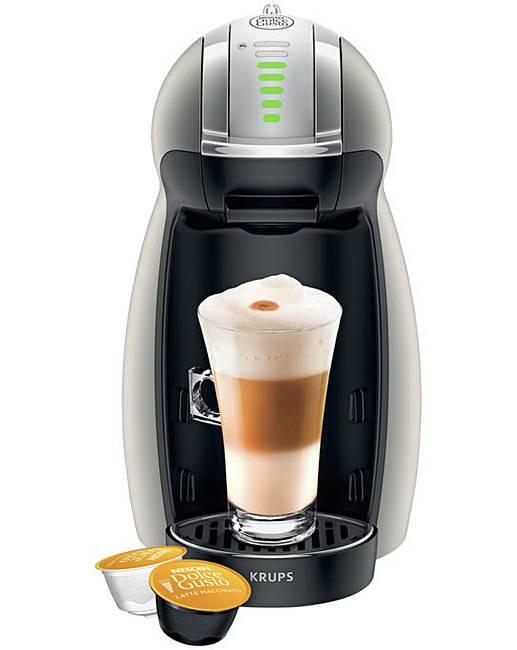 nescafe automatic coffee machine j d williams. Black Bedroom Furniture Sets. Home Design Ideas