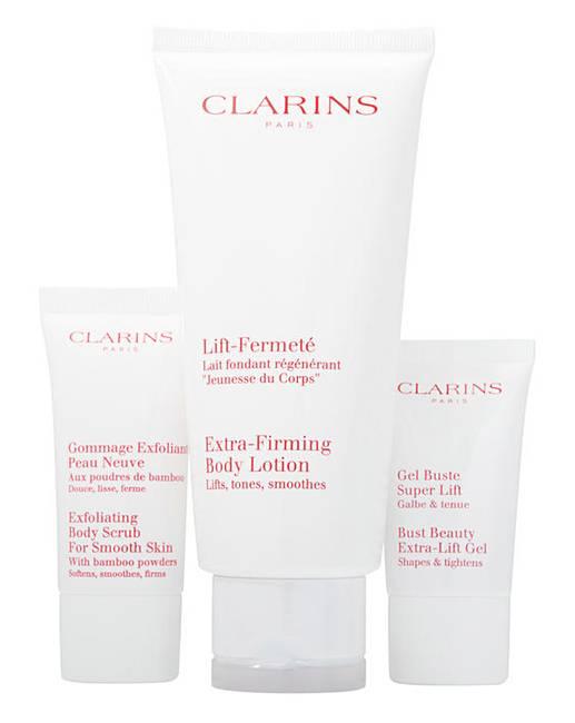 Clarins Lotion, Scrub and Gel Set   Premier Man