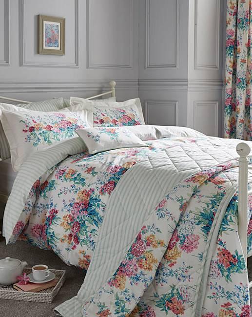sanderson sweet william duvet cover set marisota. Black Bedroom Furniture Sets. Home Design Ideas