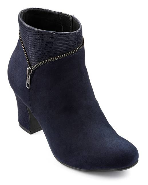 Vanity Boots: Hotter Vanity Ankle Boot