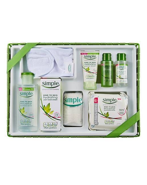 Simple Products simple gift of plenty gift set simply be