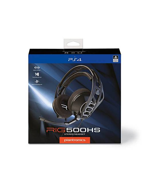 how to connect plantronics headset to ps4