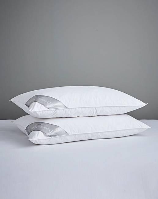 Goose Down Feather Pillows Premier Man