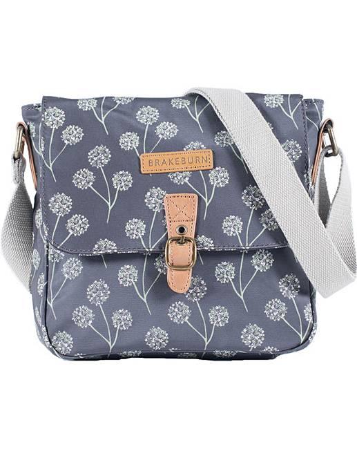 Brakeburn Floral Cross Body Bag | J D Williams