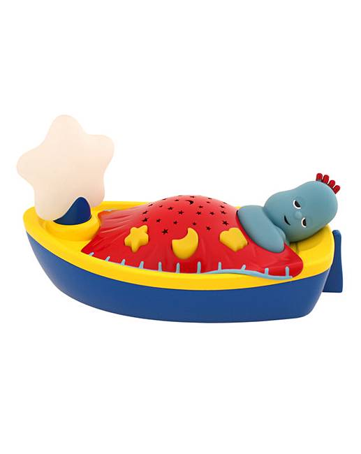 In The Night Garden Iggle Piggles Boat  J D Williams