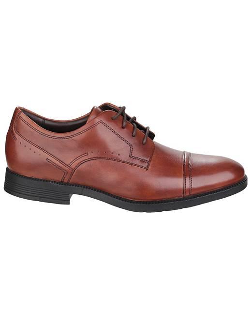 Rockport Cap Toe Dress Shoes