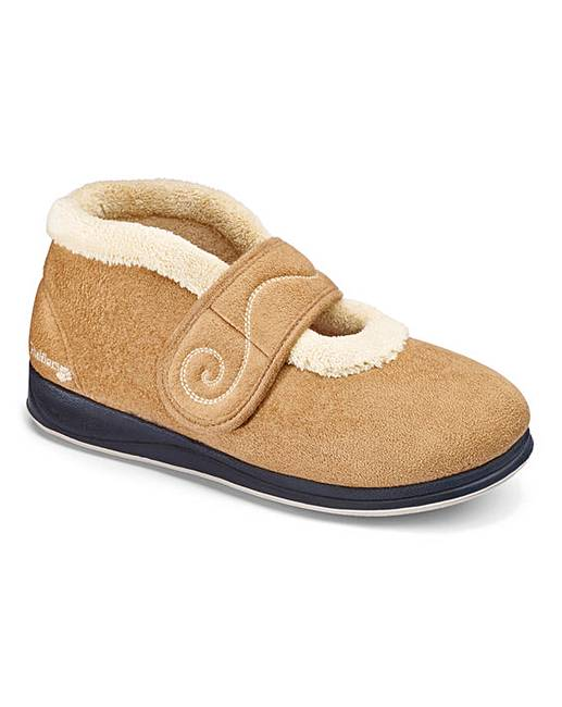 Padders Touch And Close Slippers free shipping for cheap free shipping largest supplier outlet fake gmCAtHaR