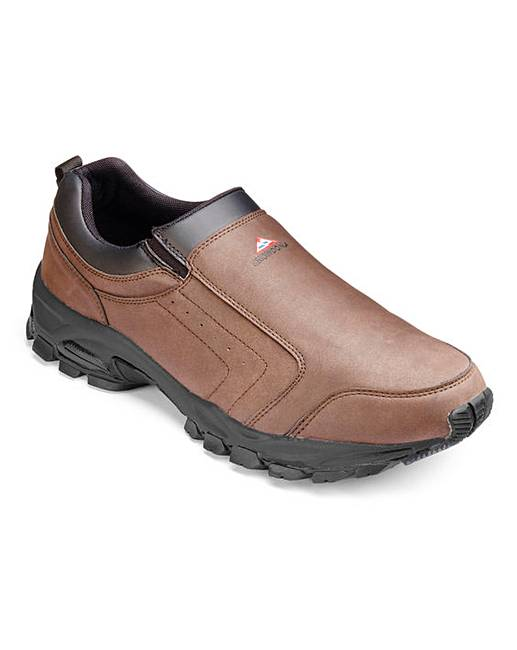 Snowdonia Walking Shoes Extra Wide Size