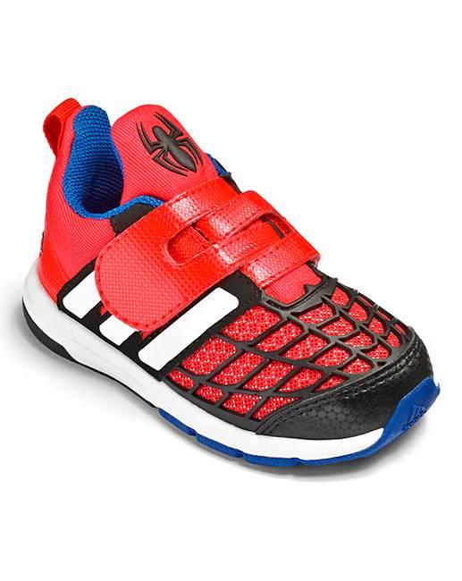 spiderman adidas trainers uk