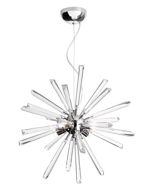 Sputnik ceiling light ceiling designs sputnik ceiling 4 light j d williams mozeypictures Image collections