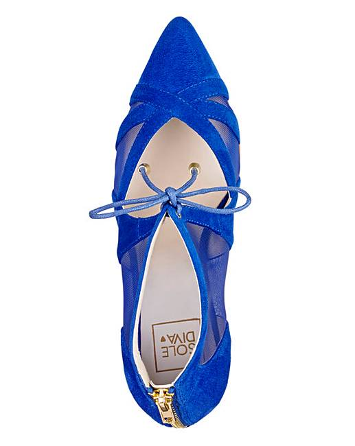Sole Diva Wide Shoes