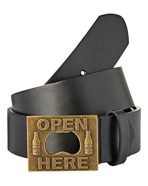 bottle opener belt marisota. Black Bedroom Furniture Sets. Home Design Ideas