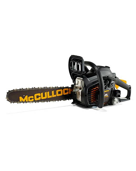 Mcculloch cs 35s petrol chainsaw j d williams greentooth Gallery