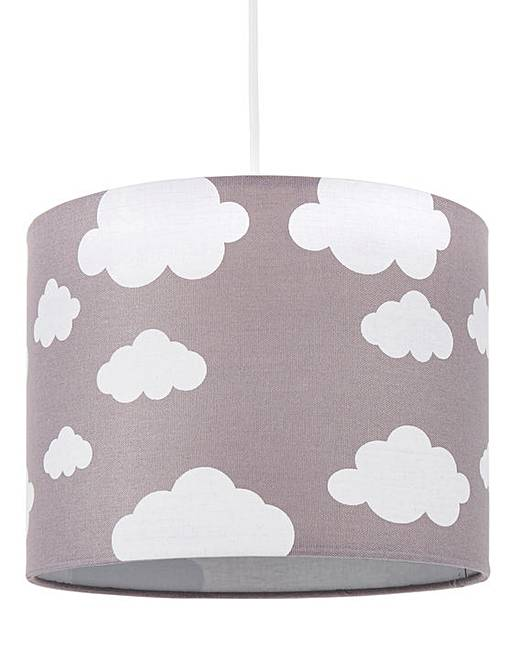 Childrens cloud light shade