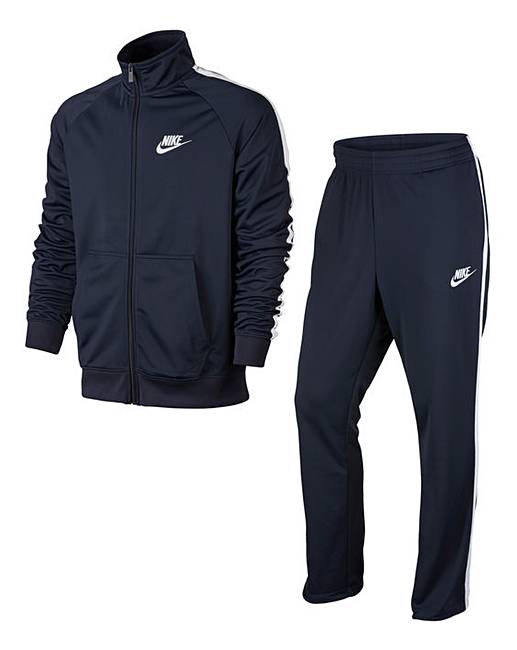 nike poly tracksuit jacamo. Black Bedroom Furniture Sets. Home Design Ideas
