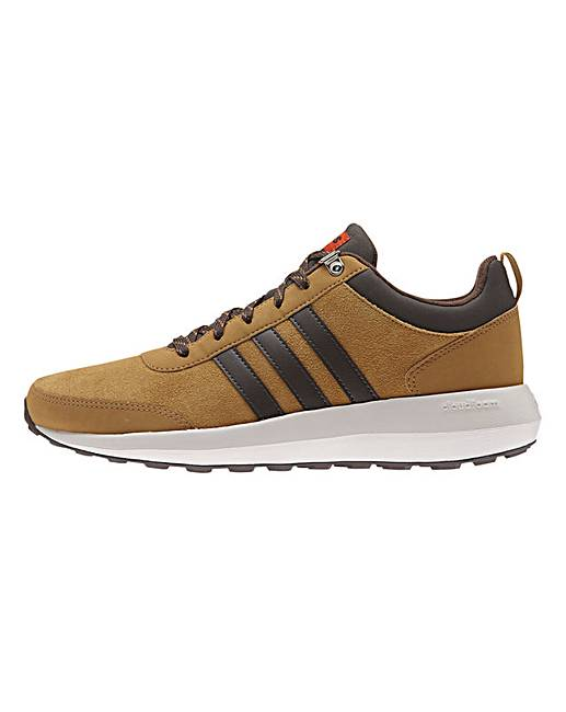 adidas cloudfoam race mens trainers