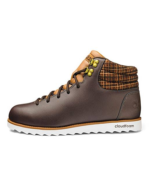 adidas cloudfoam rugged mens casual boots
