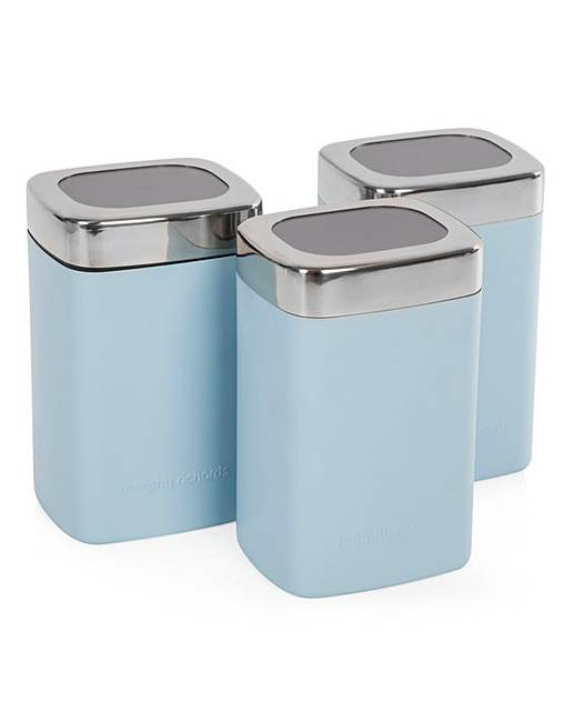 teal kitchen canisters morphy richards accents canisters j d williams 15112