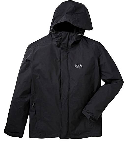 jack wolfskin iceland 3 in 1 men jacket julipa. Black Bedroom Furniture Sets. Home Design Ideas