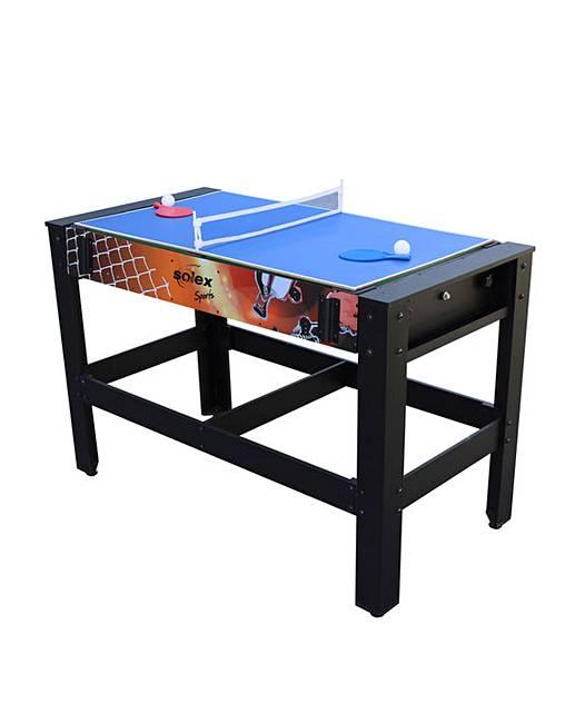 7 in 1 multi function games table marisota. Black Bedroom Furniture Sets. Home Design Ideas