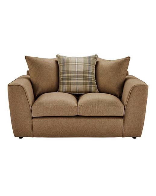 Hudson 2 seater sofa fashion world for Sofa hudson