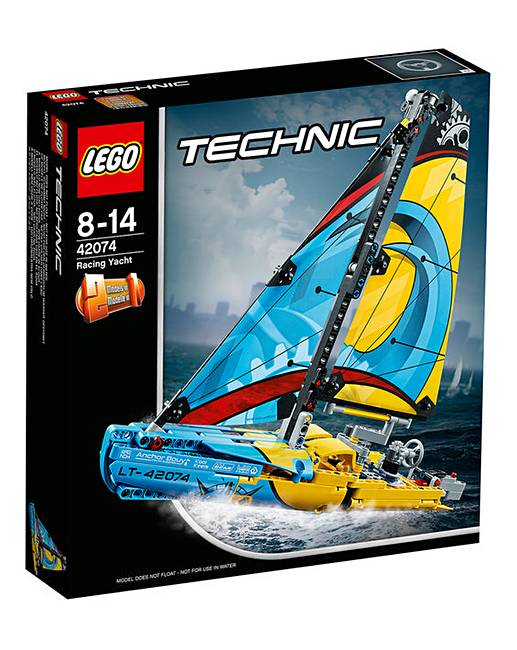 lego technic racing yacht oxendales. Black Bedroom Furniture Sets. Home Design Ideas