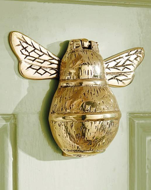 Bee Door Knocker House Of Bath