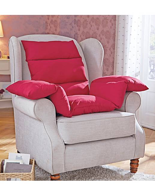 Armchair Full Cushion | Ambrose Wilson
