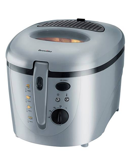 breville 2 litre compact deep fat fryer oxendales. Black Bedroom Furniture Sets. Home Design Ideas