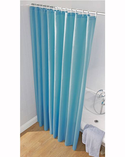 bathroom your curtain to inside long applied curtains design shower extra home alluring