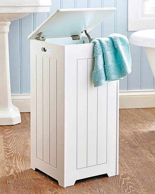 Slimline Laundry Hamper House Of Bath