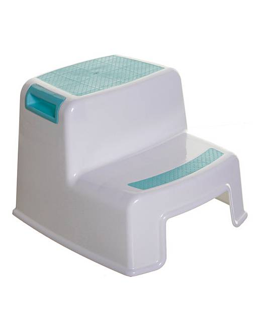 Dreambaby 2 Height Step Stool J D Williams