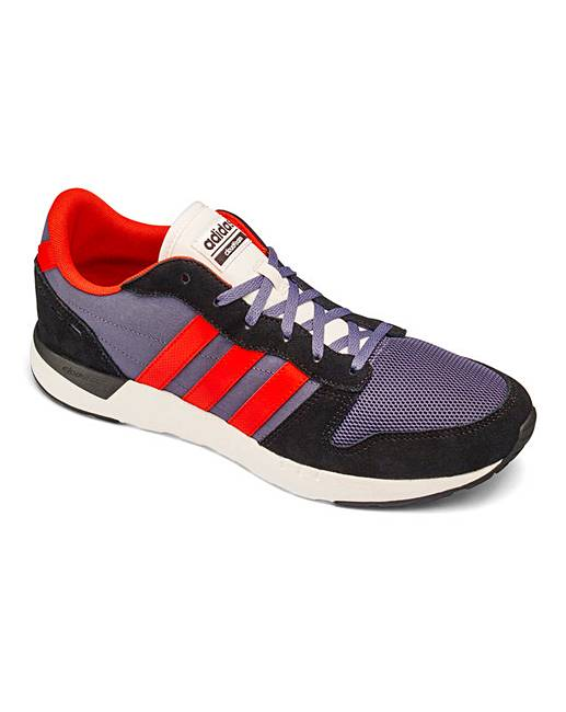 adidas cloudfoam city trainers
