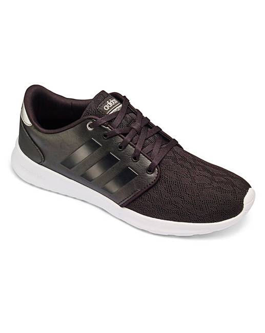 adidas cloudfoam qt racer trainers simply be. Black Bedroom Furniture Sets. Home Design Ideas