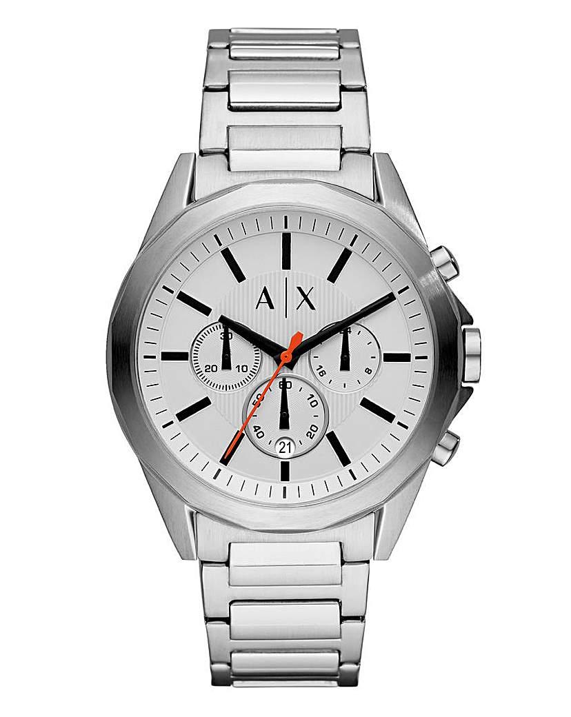 Armani Exchange Gents Chronograph Watch