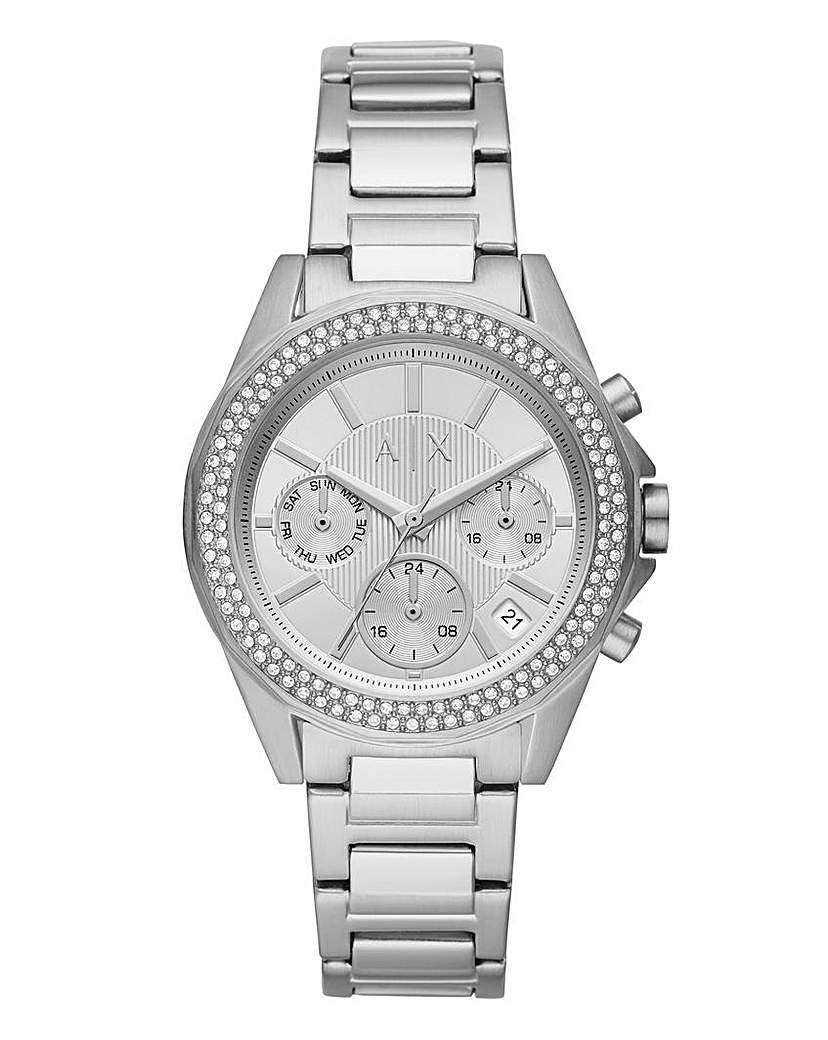 Armani Exchange Ladies Chronograph Watch