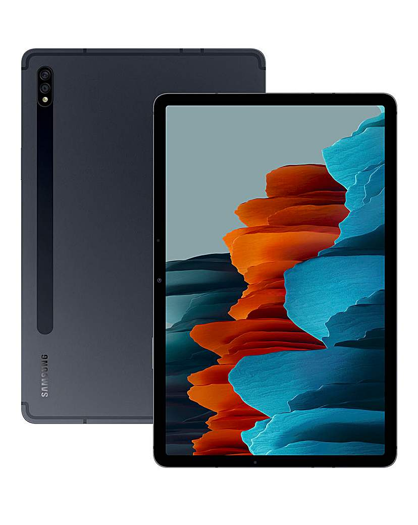 Samsung Galaxy Tab S7 WiFi 128GB Black