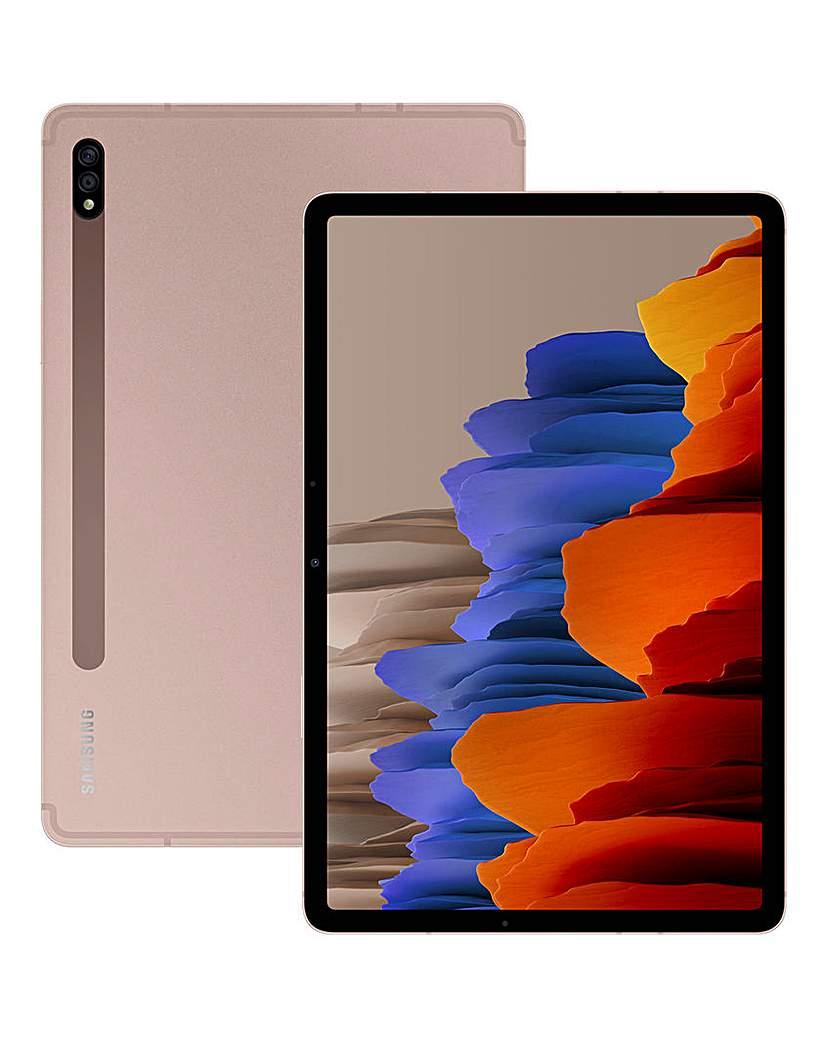 Samsung Galaxy Tab S7 WiFi 128GB Bronze