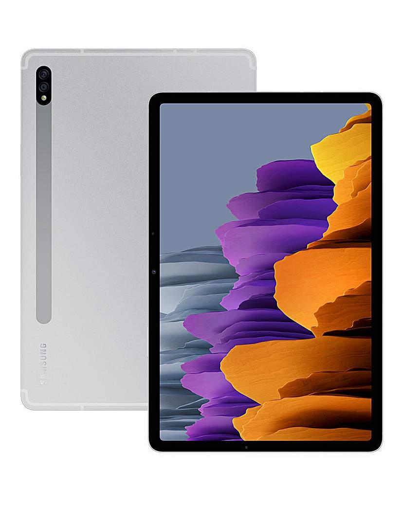 Samsung Galaxy Tab S7 WiFi 128GB Silver