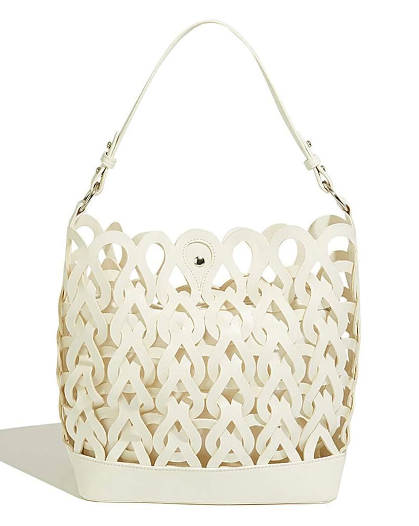 Oasis Oasis Lasercut Tote Bag