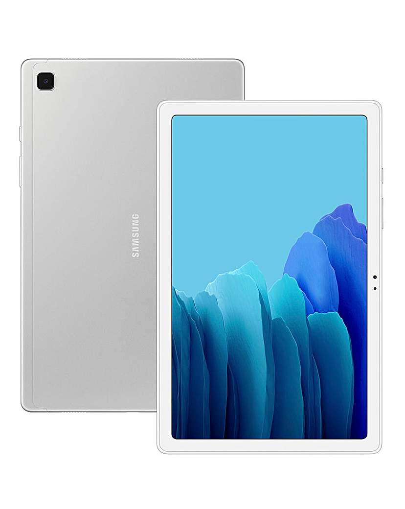 Samsung Galaxy Tab A7 32GB LTE - Silver