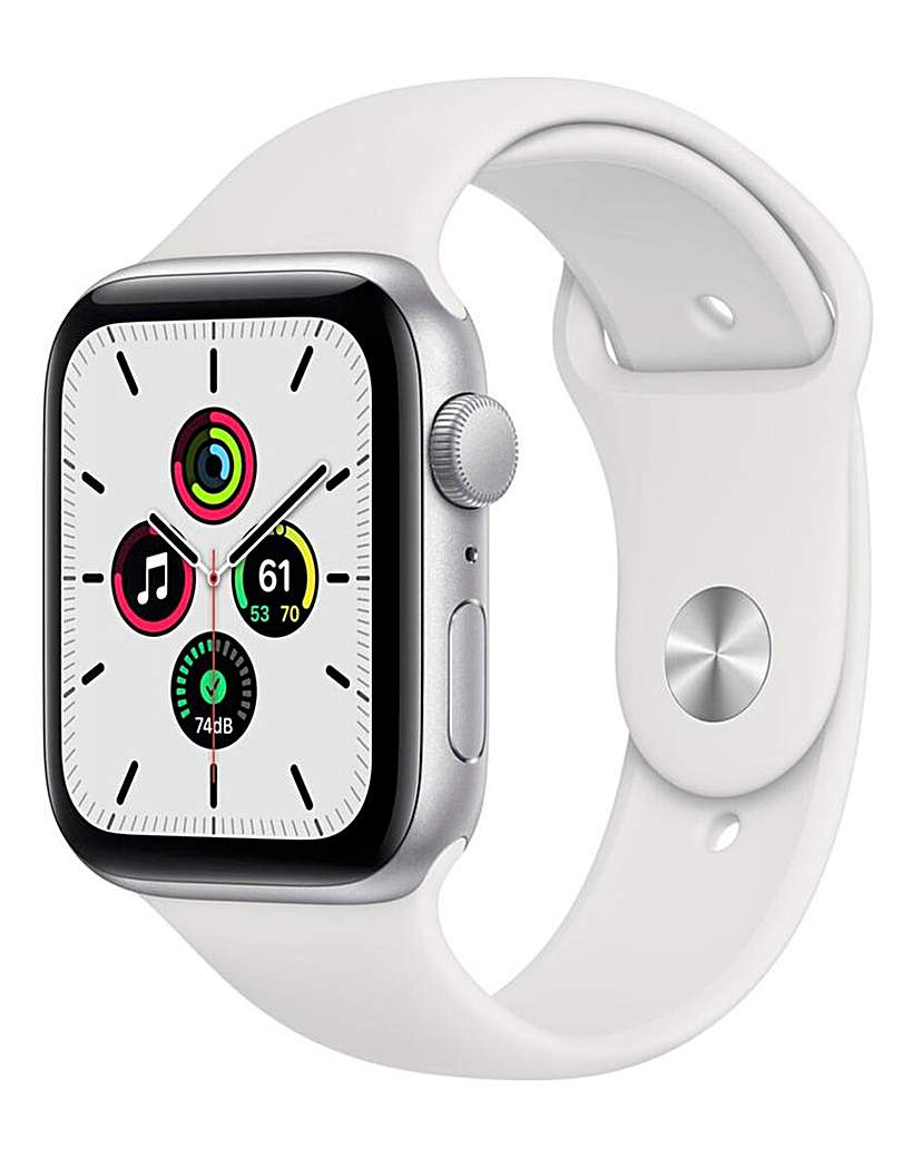 Apple Apple Watch SE 40mm GPS White Sport Band