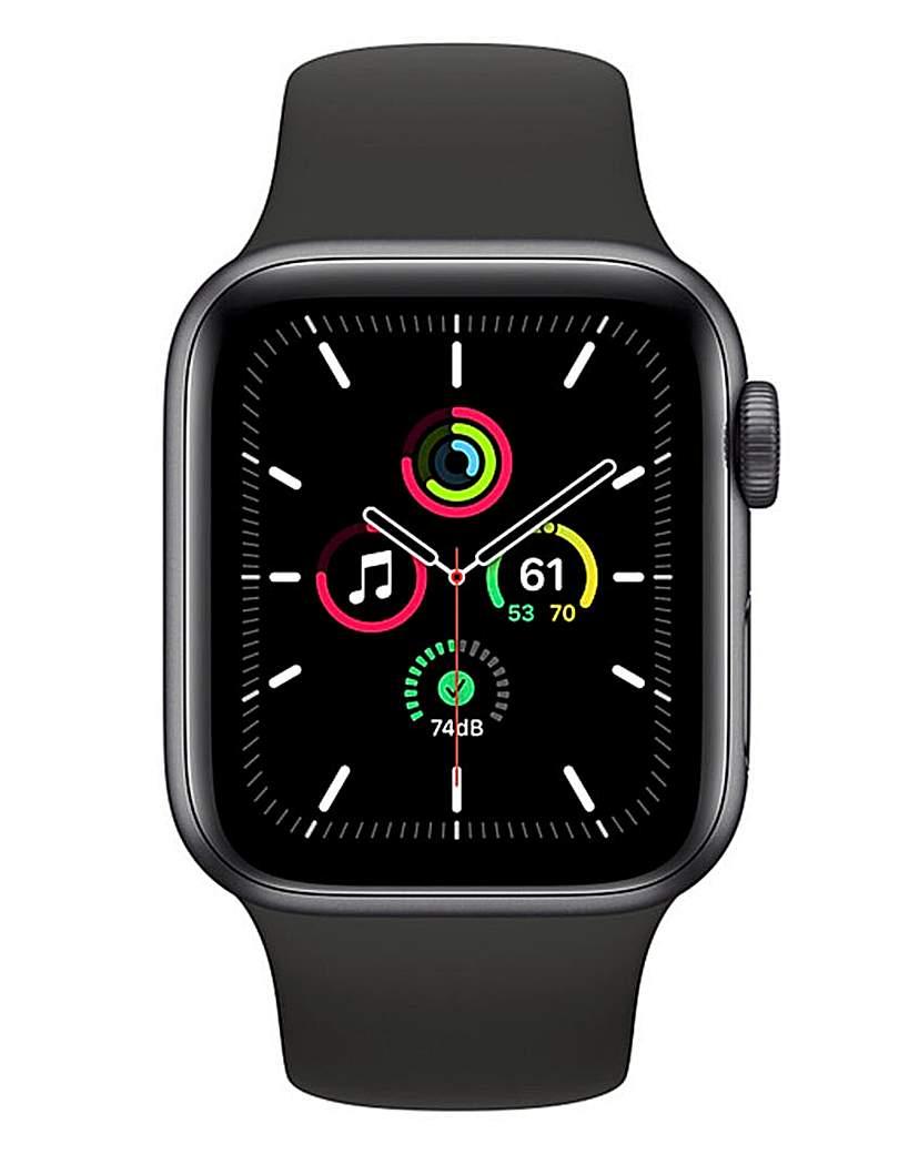 Apple Apple Watch SE 40mm GPS Black Sport Band