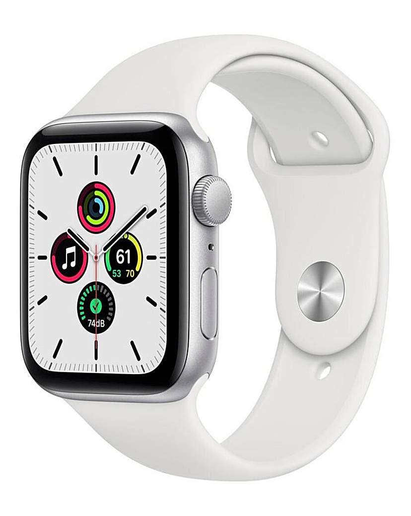Apple Apple Watch SE 44mm GPS White Sport Band