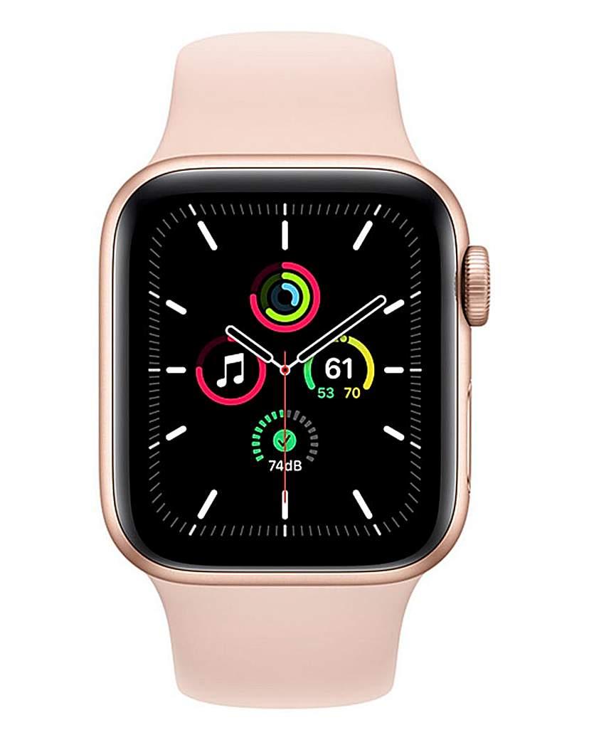 Apple Apple Watch SE 44mm Pink Sport Band